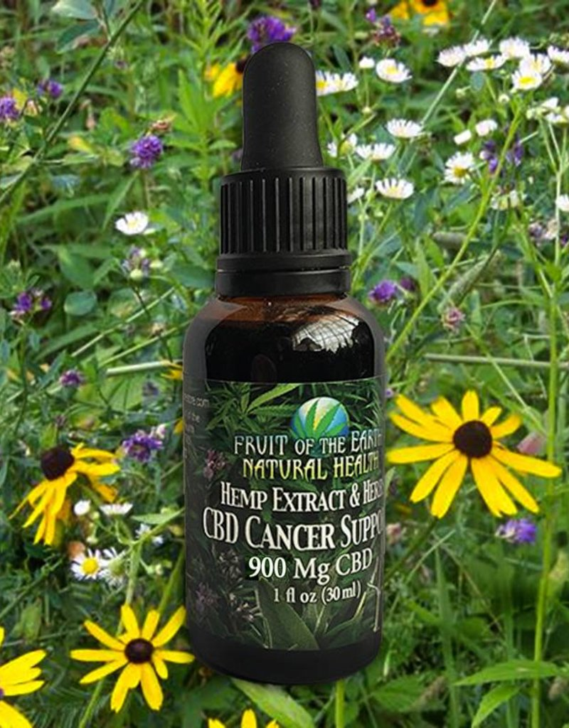 900mg Cancer Tincture