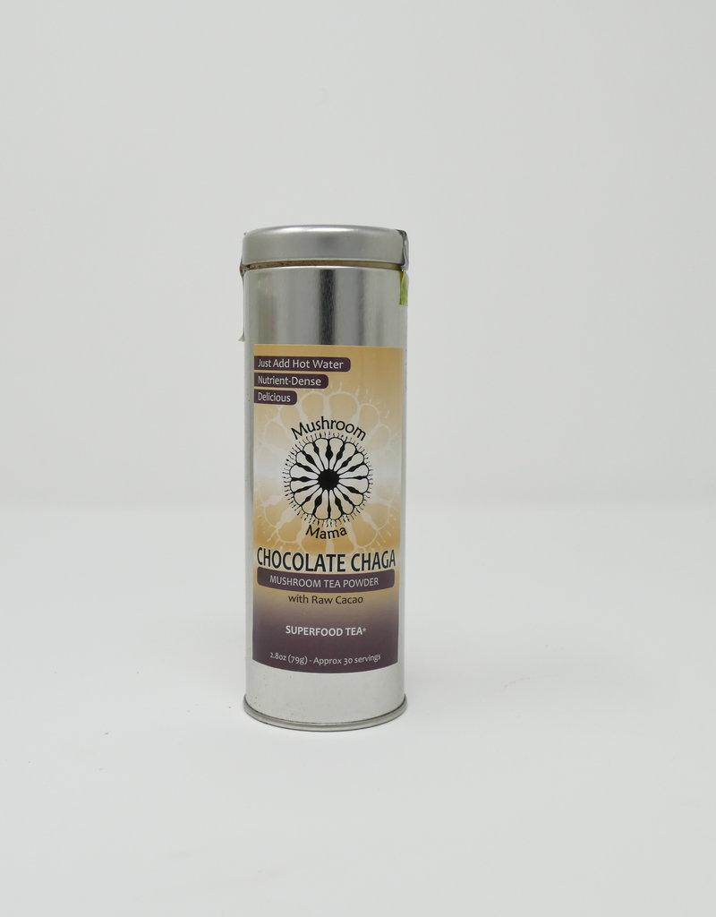 Mushroom Mama Chocolate Chaga Tea