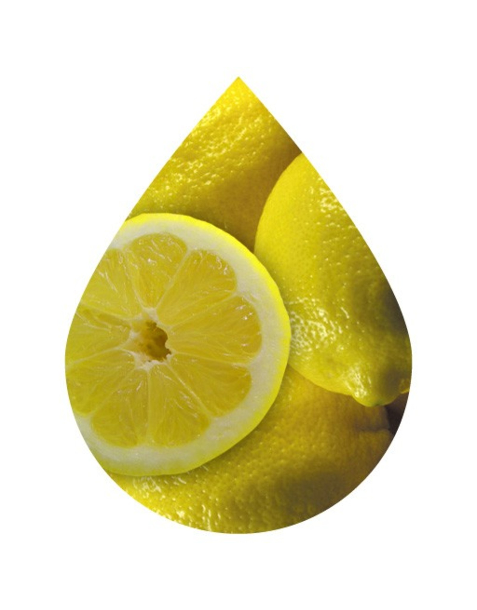 Fused Whole Fruit Lemon