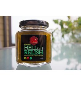 SHE DEVIL HELLISH RELISH 190ML LESS HEAT