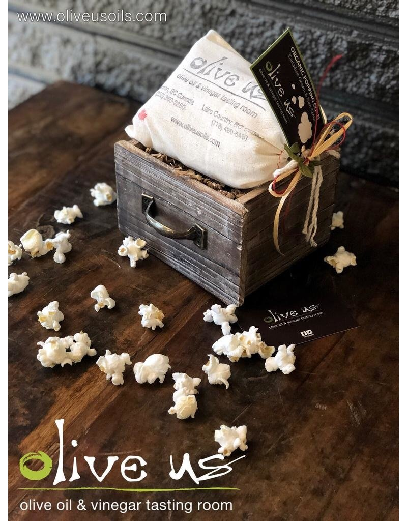 Organic Popping Corn 454g Cloth