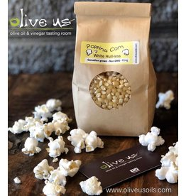 White Hulless Cdn Popping Corn 454g