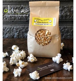 Yellow Butterfly Popping Corn 454g