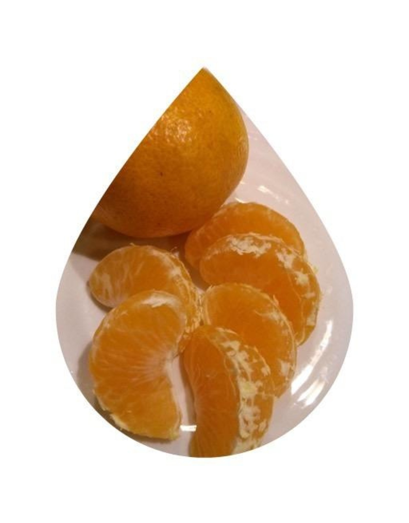 Fused Whole Fruit Mandarin