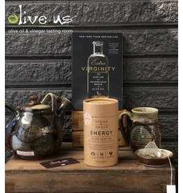 Stone & Grove Stone&Grove Tea-Energy Blend Olive Leaf Tea