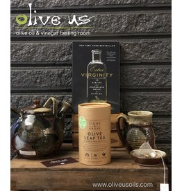Stone & Grove Stone&Grove Tea-Olive Leaf & Green Tea Sencha