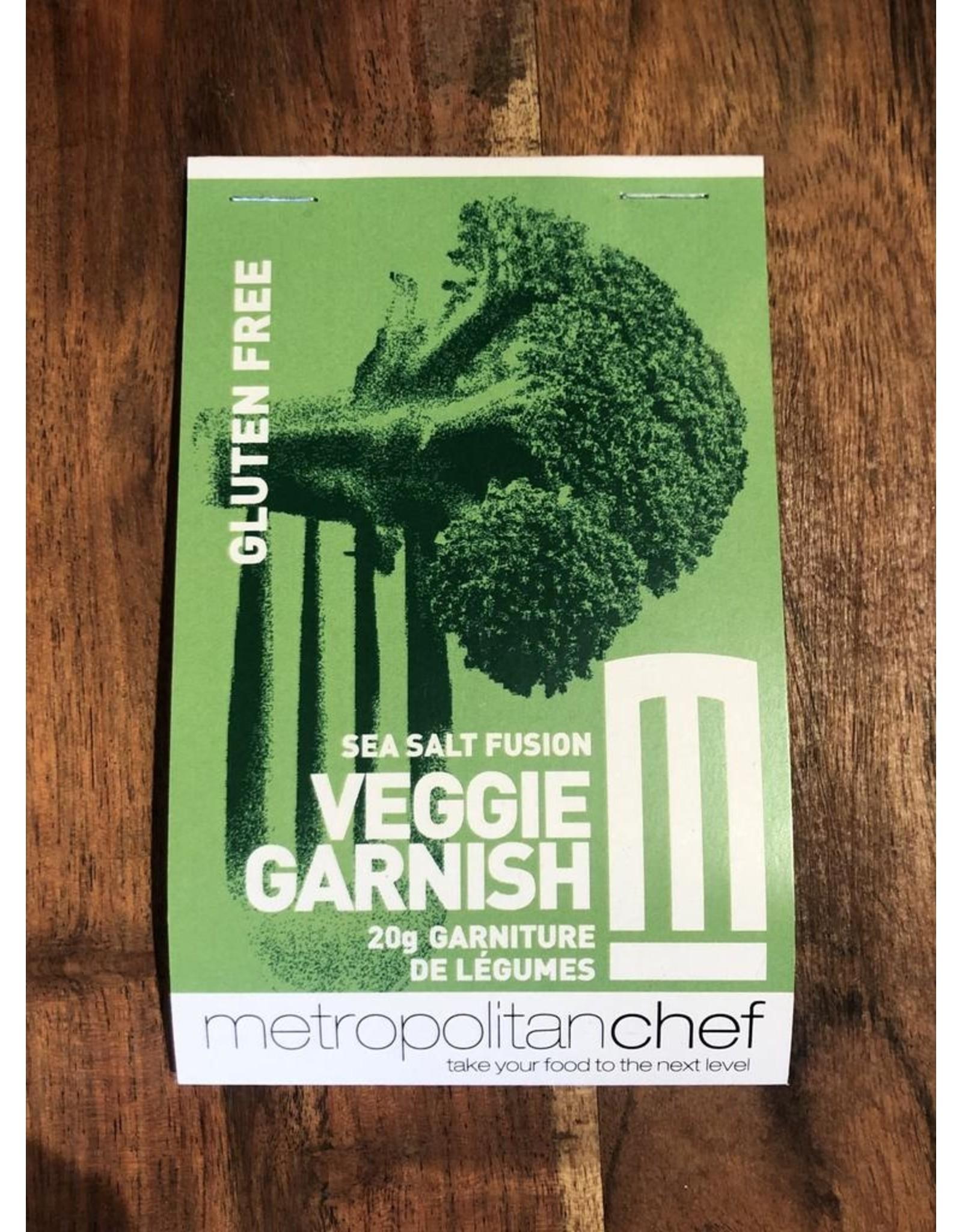 Metropolitan Chef Veggie Garnish 20g