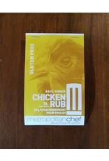 Metropolitan Chef Basil Ginger Chicken Rub 24g