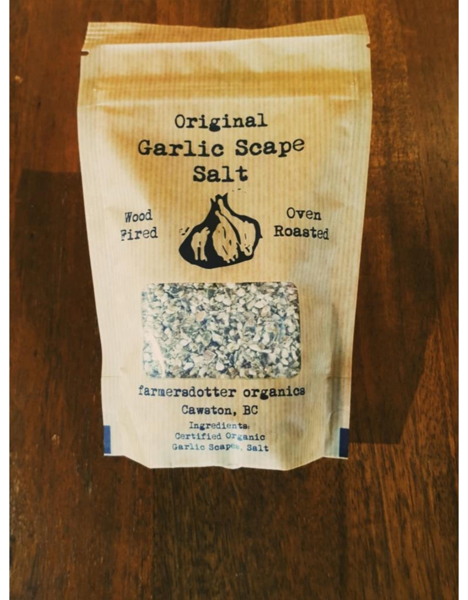Farmersdotter Garlic Scape Salt- 140g