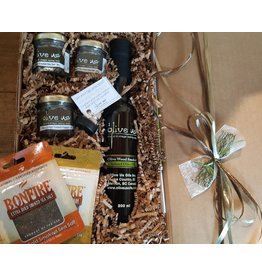 Smoke House Gift Box
