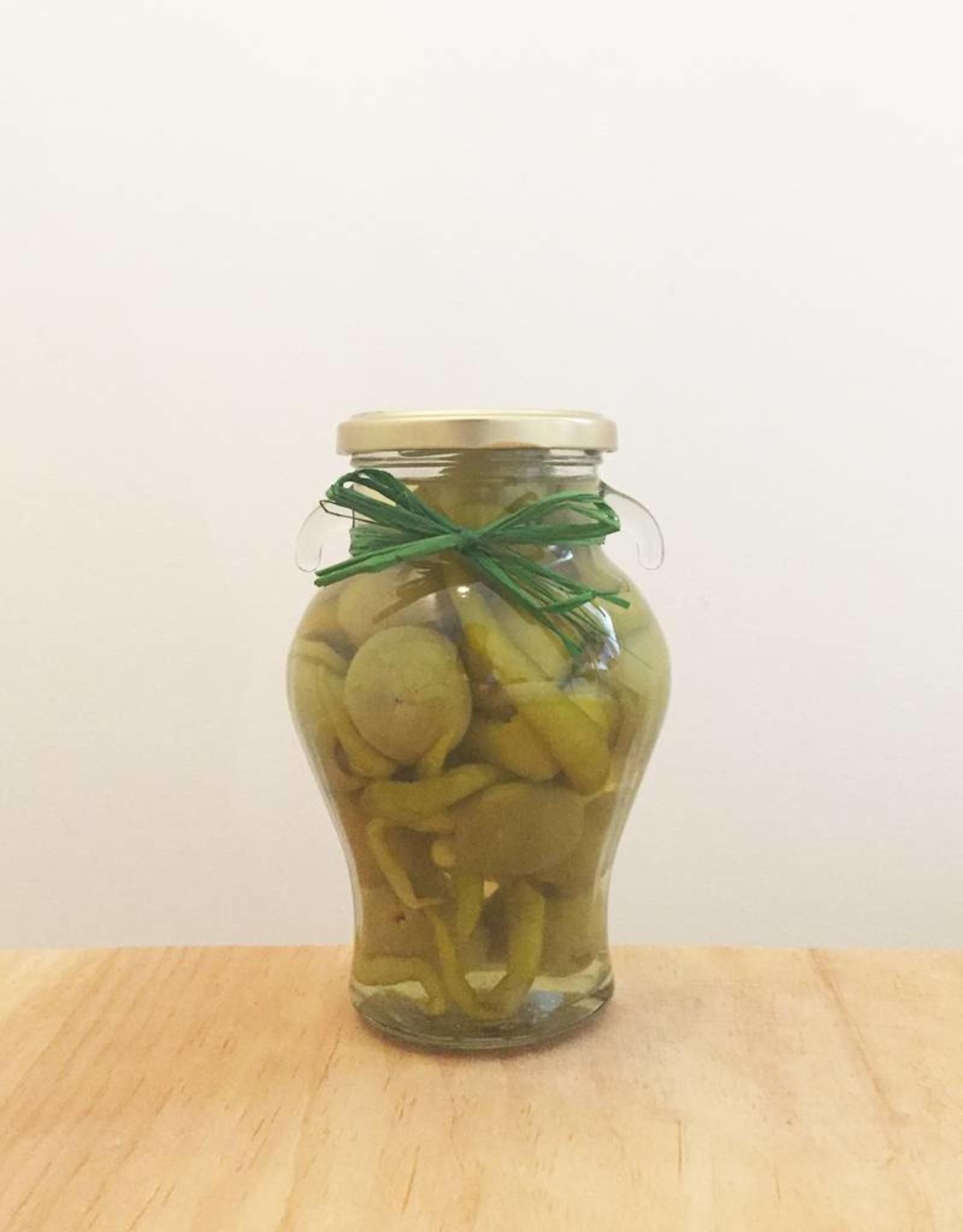 Delizia Delizia Olives (Green Chili Stuffed)