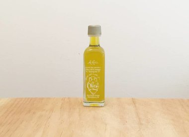 Smoked Olive Oil