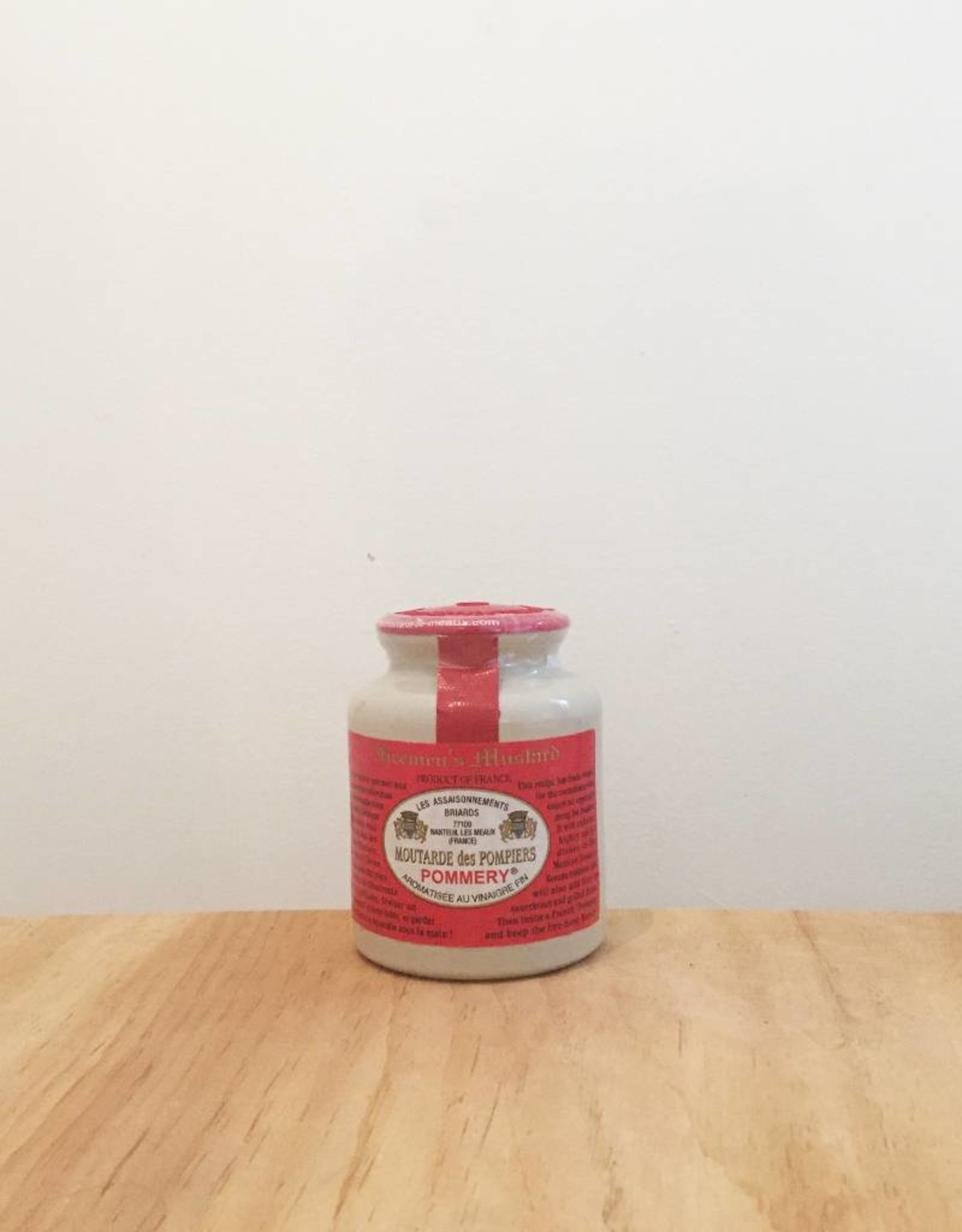 Moutarde de Meaux Moutarde de Meaux Fireman's Mustard 8.8oz