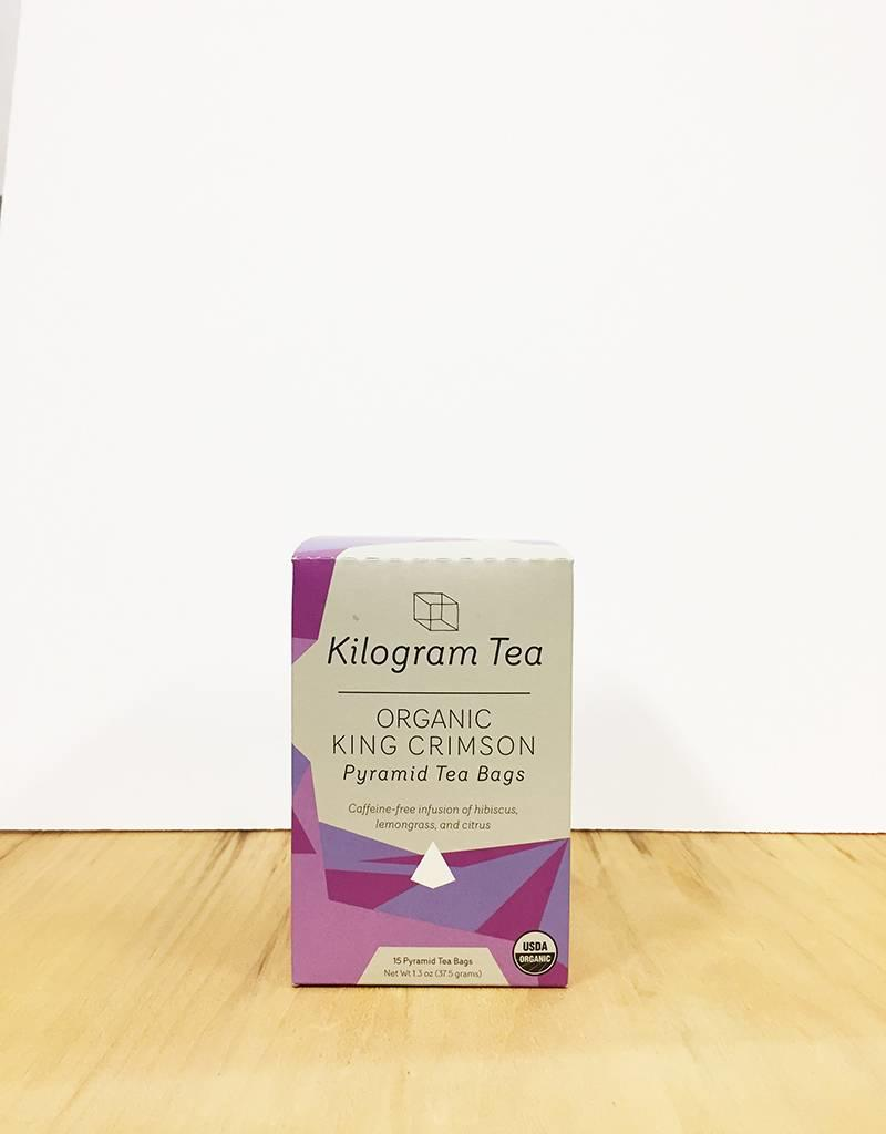 Kilogram Tea Kilogram Organic Teabags (King Crimson)