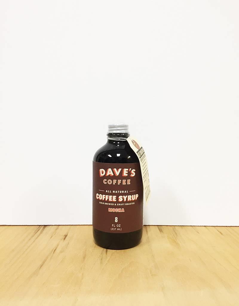 Dave's Coffee Dave's Coffee Syrup Mocha