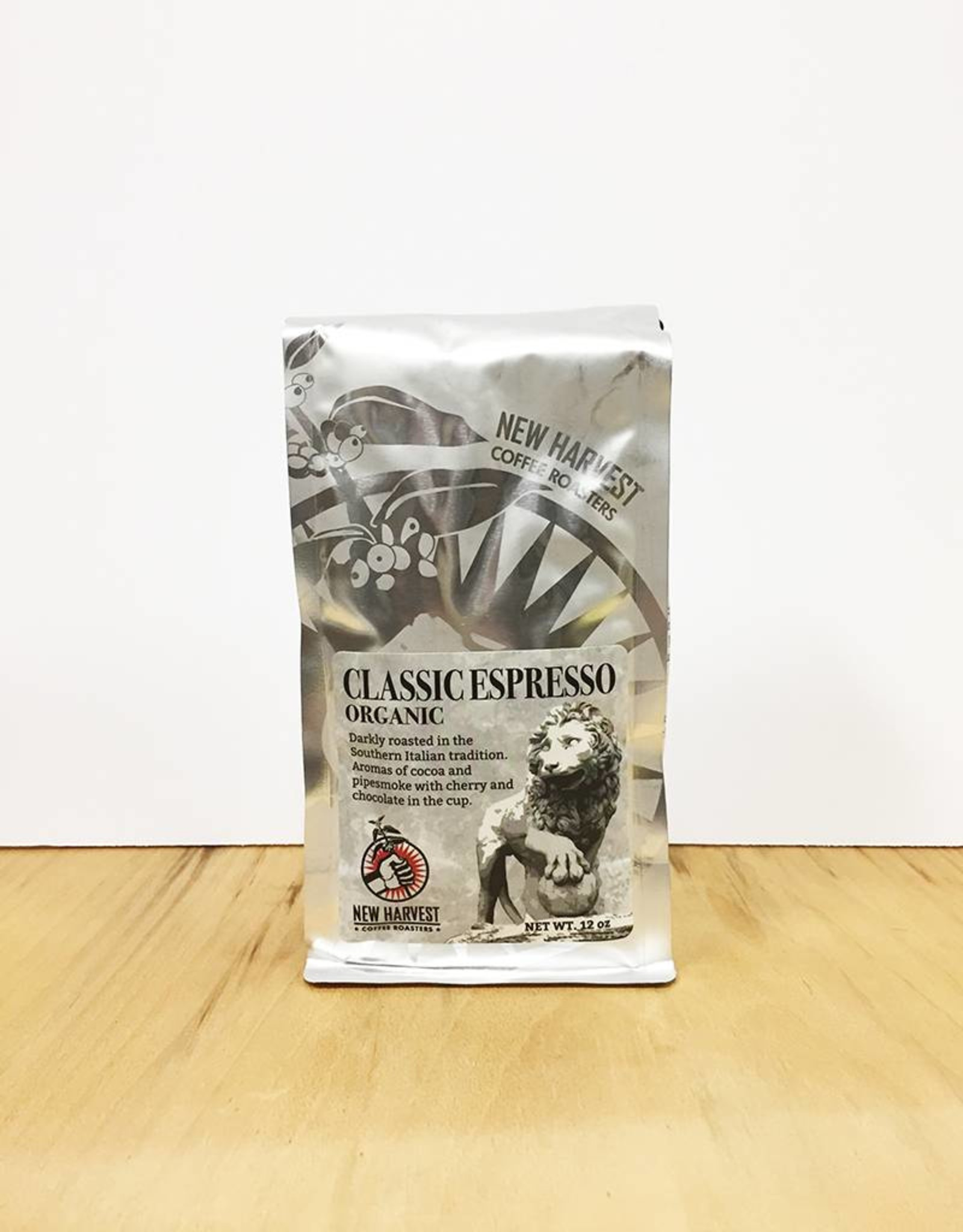 New Harvest New Harvest Organic Coffee (Classic Espresso)