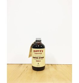 Dave's Coffee Dave's Coffee Syrup Vanilla