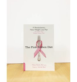 Lifelong Books Pink Ribbon Diet by Mary Flynn & Nancy V. Barr