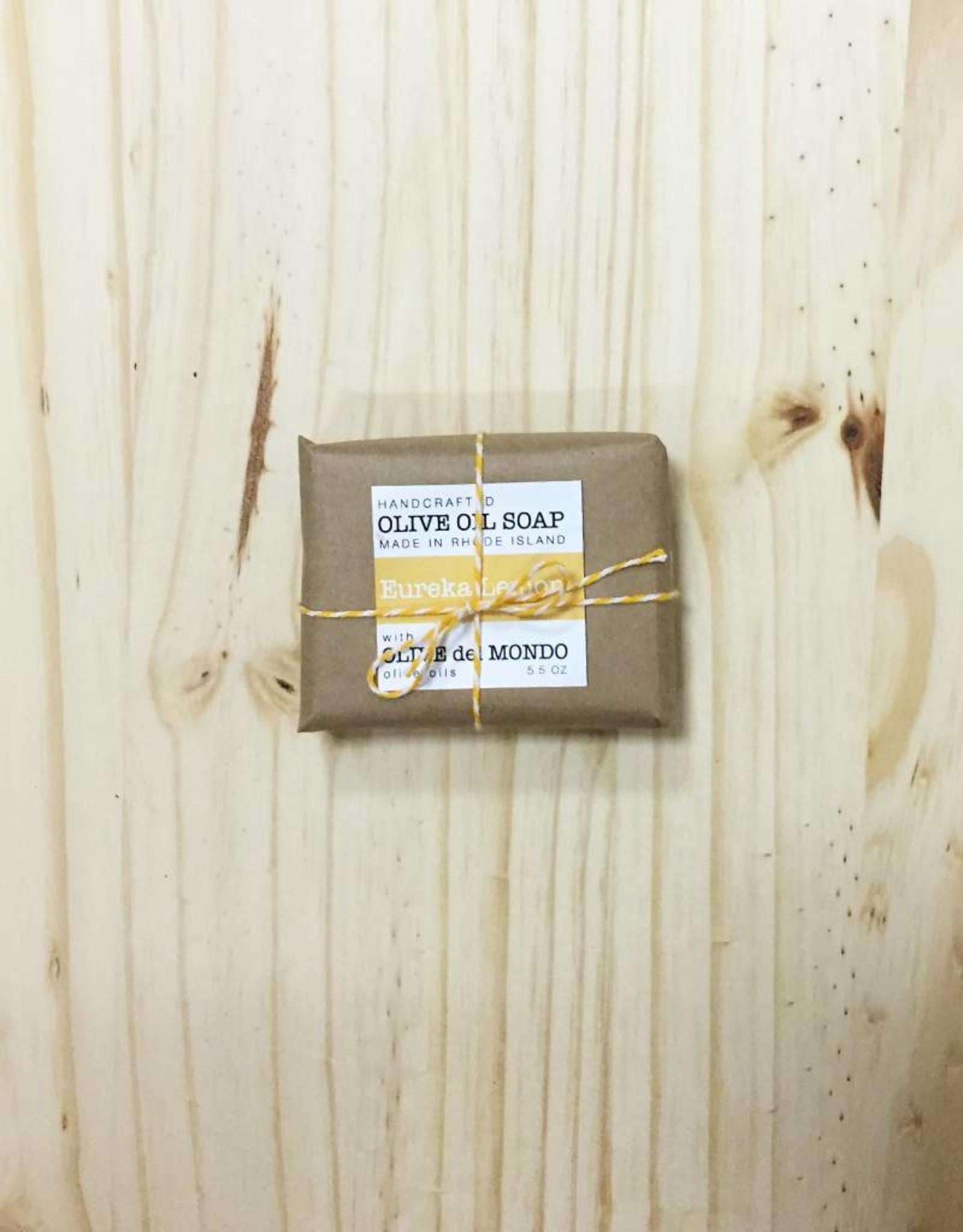 Olive del Mondo Olive del Mondo Soap Bars 5.5oz. (Eureka Lemon)