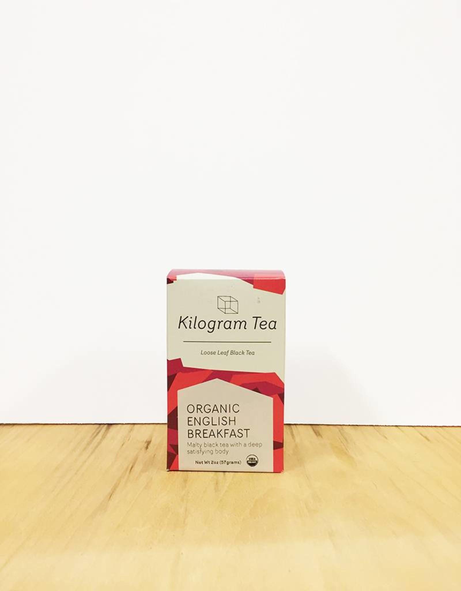 Kilogram Tea Kilogram Organic Loose Leaf Tea (English Breakfast)