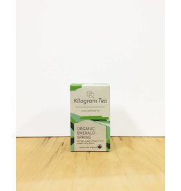 Kilogram Tea Kilogram Organic Loose Leaf Tea (Emerald Spring)
