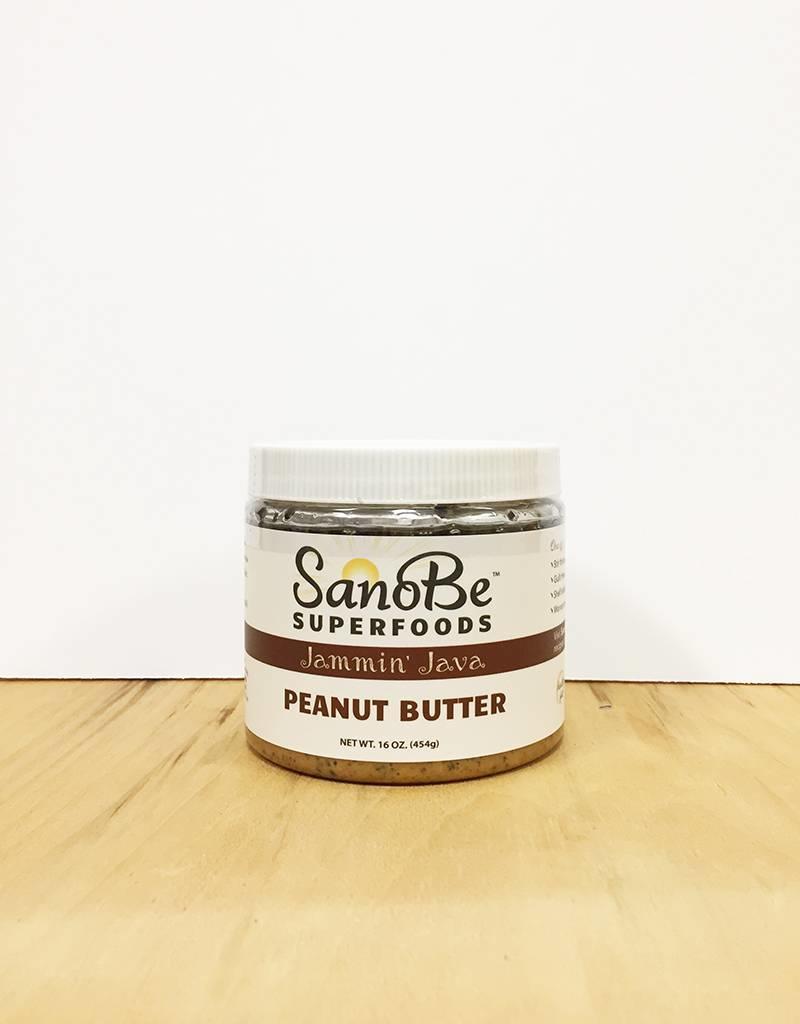 Sano Be Superfoods Sano Be Peanut Butter (Jammin Java)