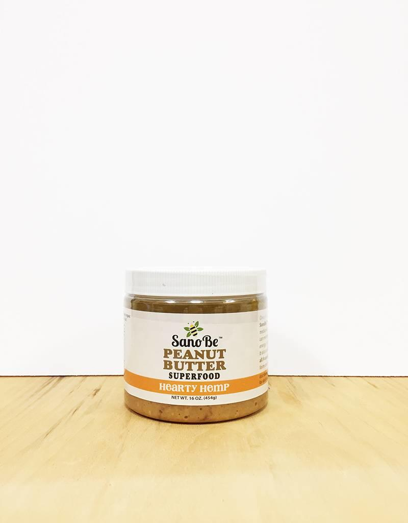 Sano Be Superfoods Sano Be Peanut Butter (Hearty Hemp)
