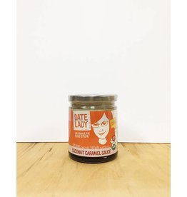 Date Lady Date Lady Coconut Caramel Sauce