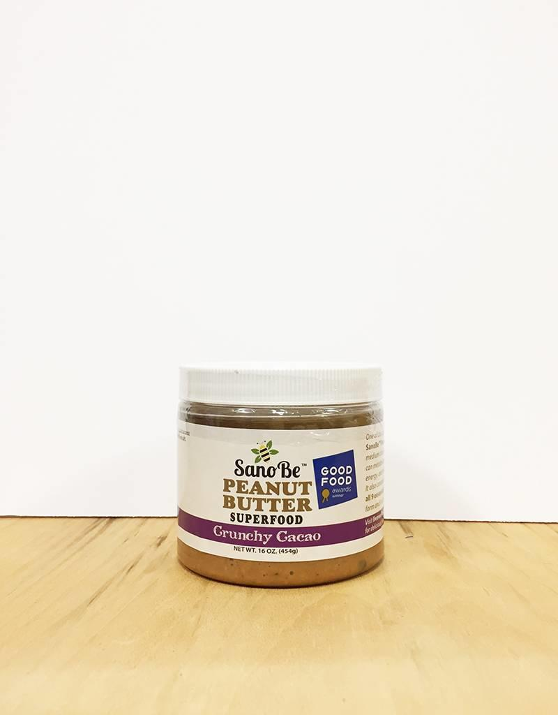 Sano Be Superfoods Sano Be Peanut Butter (Crunchy Cacao)