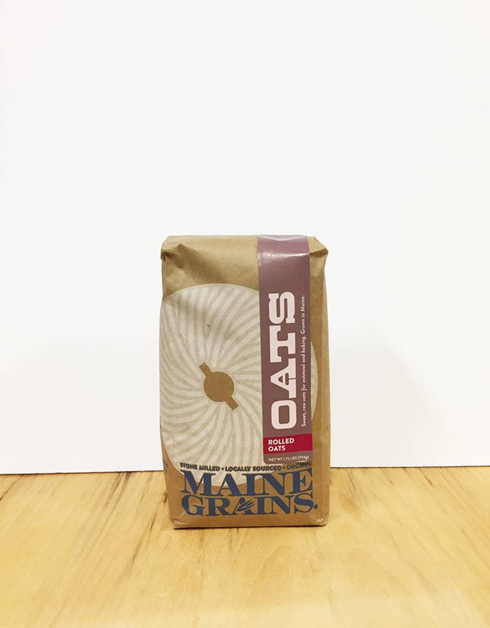 Maine Grains Maine Grains Organic Rolled Oats 1.75lbs