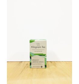 Kilogram Tea Kilogram Organic Loose Leaf Tea (Jasmine Green)