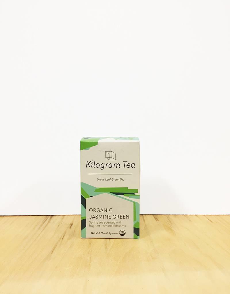 Kilogram Tea Kilogram Organic Loose Leaf Tea (Jasmine Green)