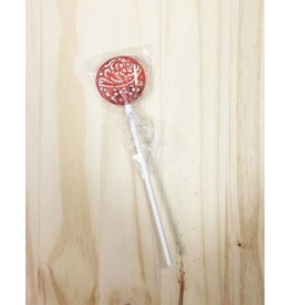 Popette of Pendulum RI Popette Lollipop (Raspberry)