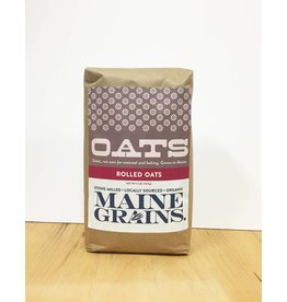 Maine Grains Maine Grains Organic Rolled Oats 4lbs