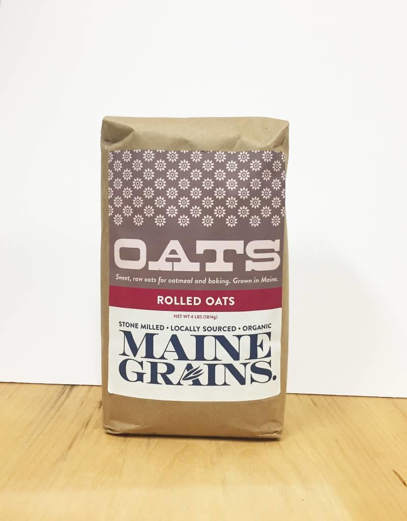 Maine Grains Maine Grains Rolled Oats 4lbs
