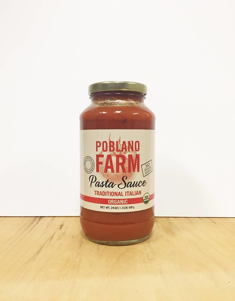 Poblano Farm Poblano Farm Pasta Sauce