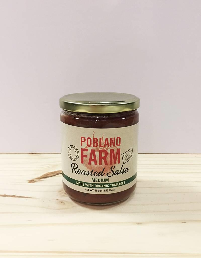 Poblano Farm Poblano Farm Roasted Tomato Salsa (Medium)