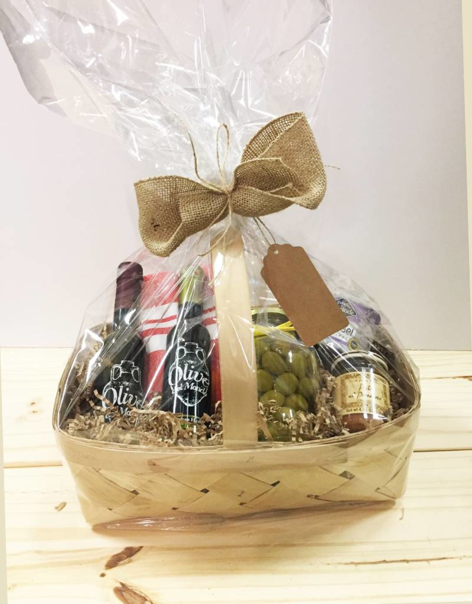 Mediterranean Gift Basket