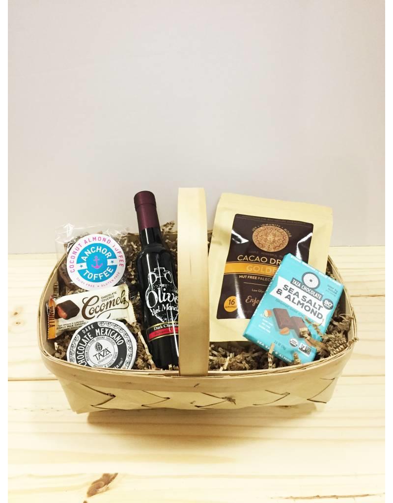 Chocolate Gift Basket ...