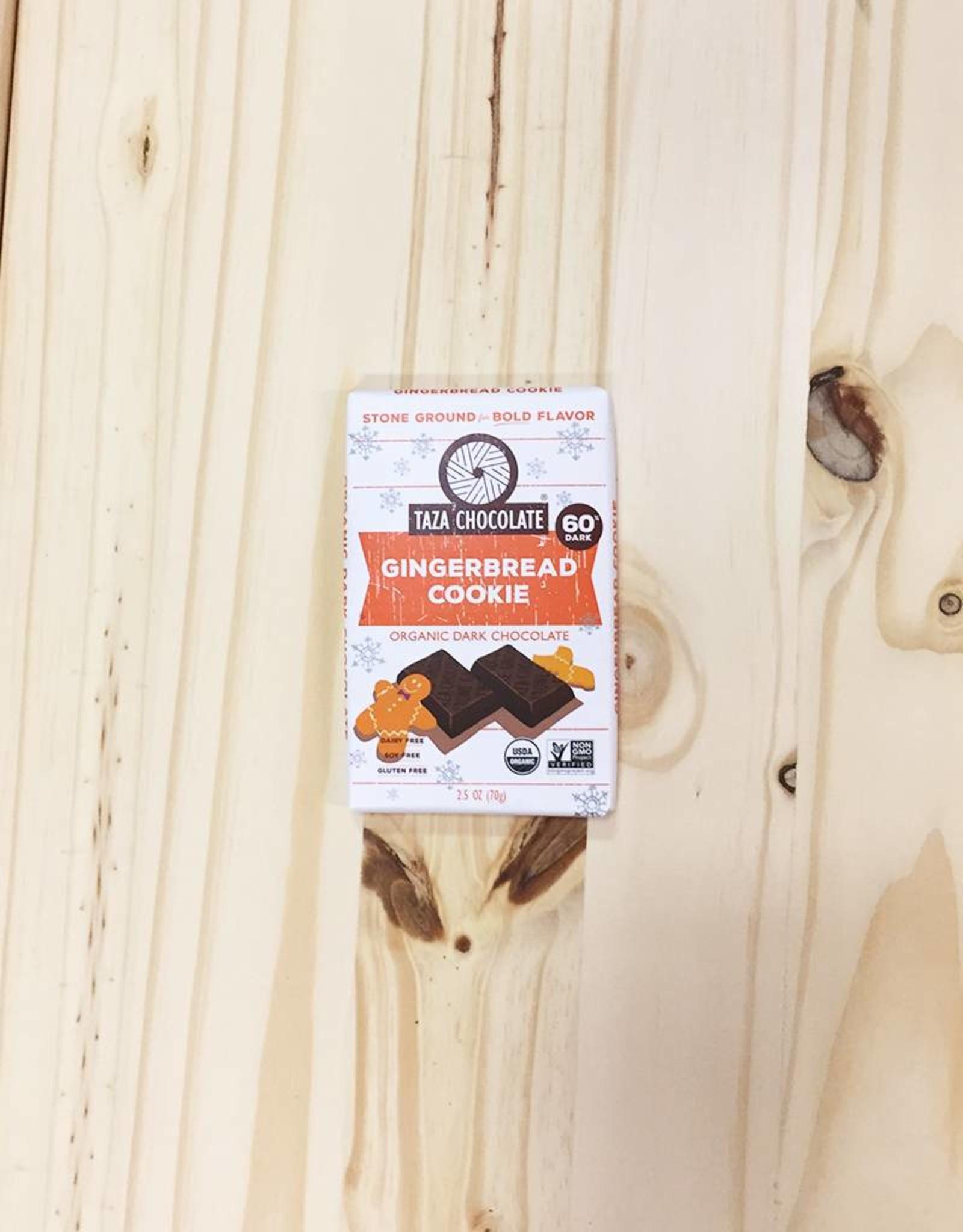 Taza Chocolate Taza Chocolate 2.5 oz (Gingerbread Cookie)