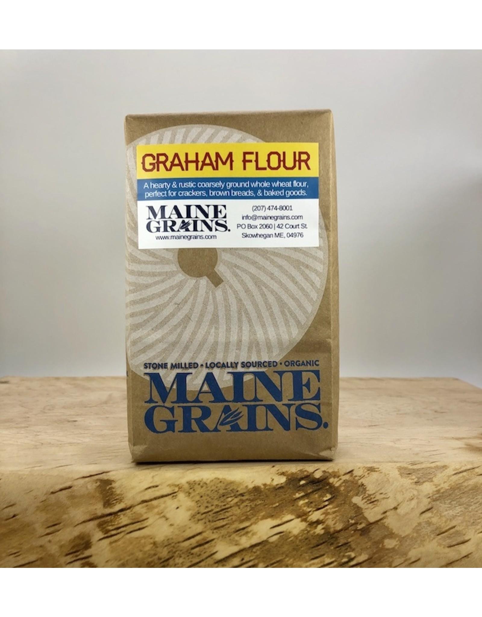 Maine Grains Maine Grains Organic Whole Wheat Graham Flour 2.4lbs