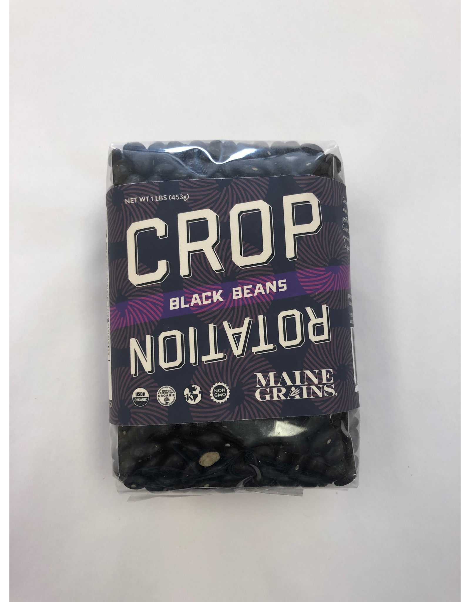 Maine Grains Maine Grains Organic Black Beans 1lbs