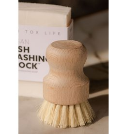 No Tox No Tox Life Casa Agave™ Dishwashing & Vegetable Hand Brush