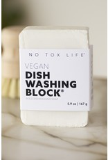 No Tox No Tox Life Dish Block® Zero Waste Dish Washing Bar