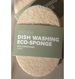 No Tox No Tox Life Biodegradable Dishwashing Eco-Sponge