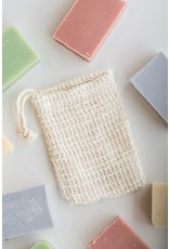 No Tox No Tox Life Casa Agave™ Woven Soap Bag Exfoliating Scrubber