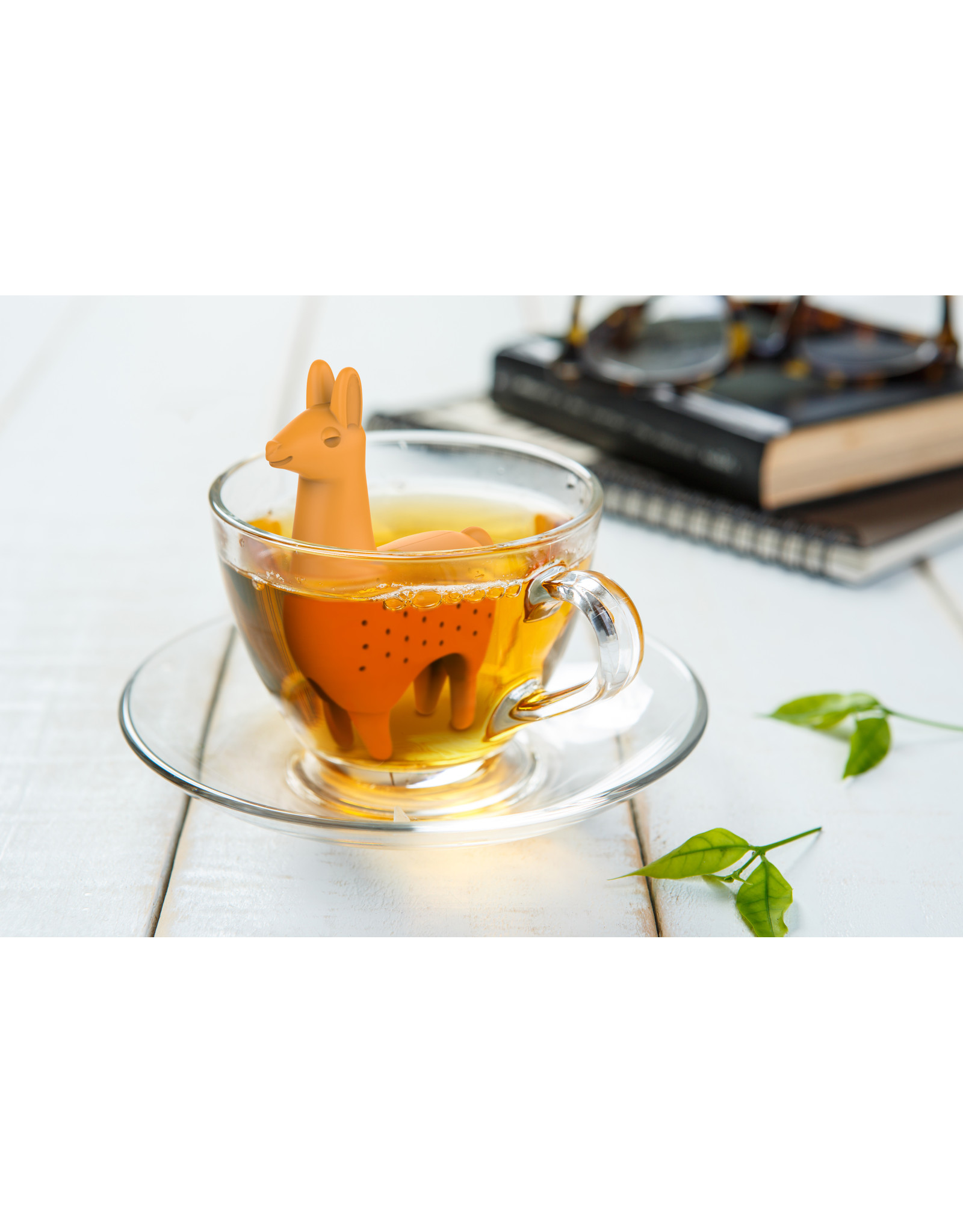 Fred & Friends Fred Como Tea Lama Tea Infuser