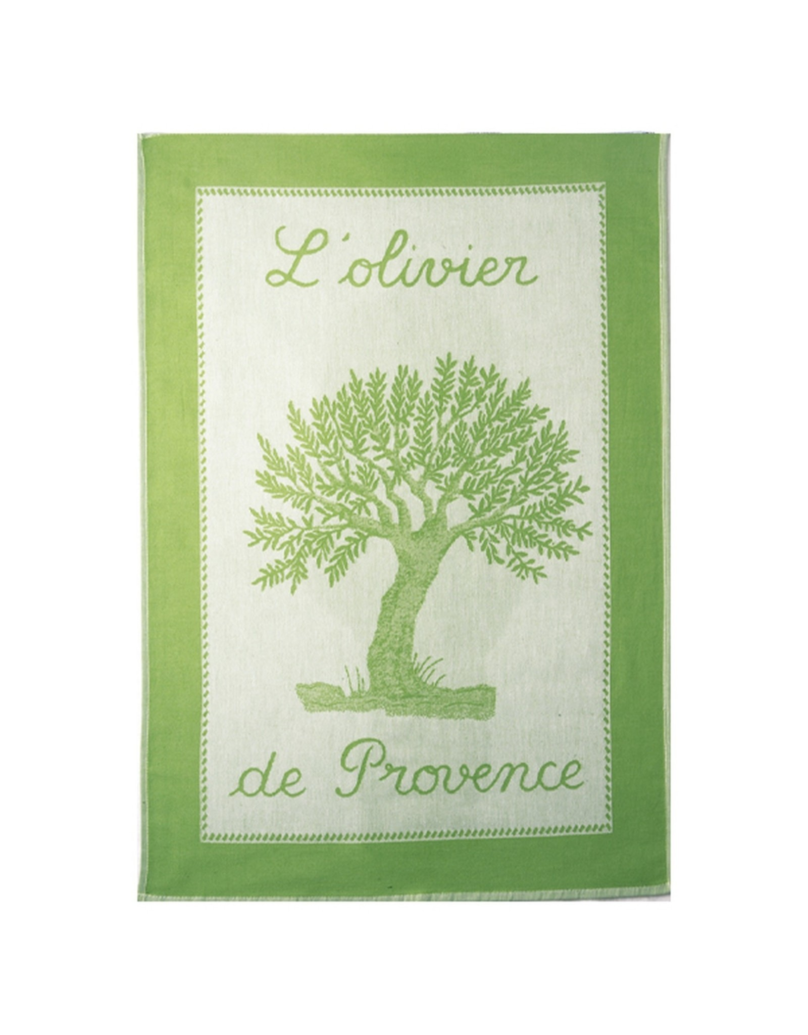 Coucke L'Olivier de Provence Coucke Olive Tree Tea Towel