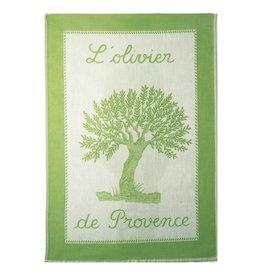 Coucke L'Olivier de Provence Coucke L'Olivier de Provence/Olive Tree Tea Towel