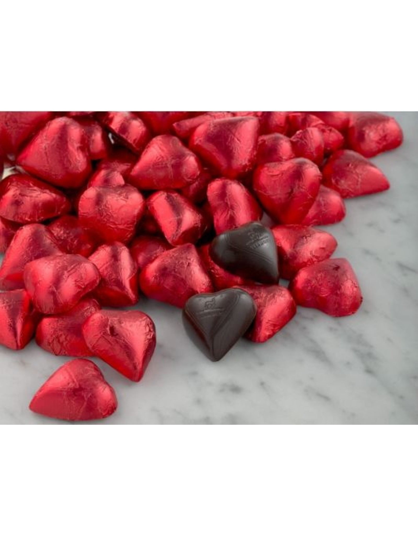 Lake Champlain Lake Champlain Organic Dark Chocolate - Single Heart